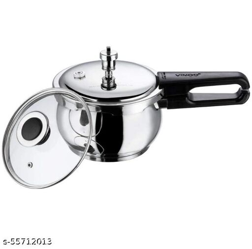 2.5 ltr outer lid splendid cooker with Glass lid