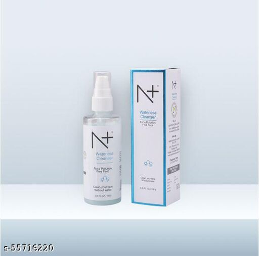 N + Professional  Waterless Cleanser - 100gm