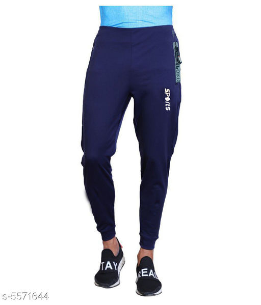 Men's 2 Way Polyester sports lowers