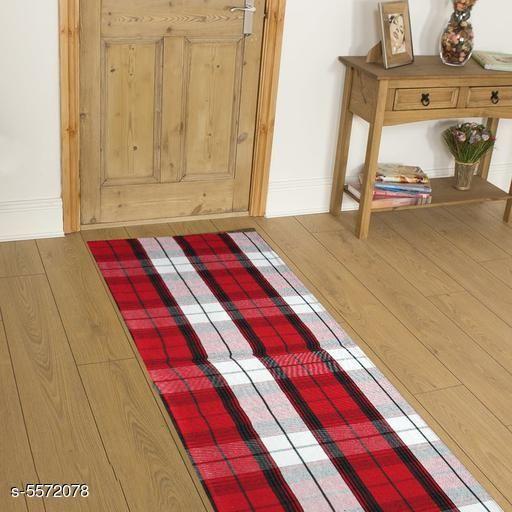 Casual Cotton Fall Table Runners