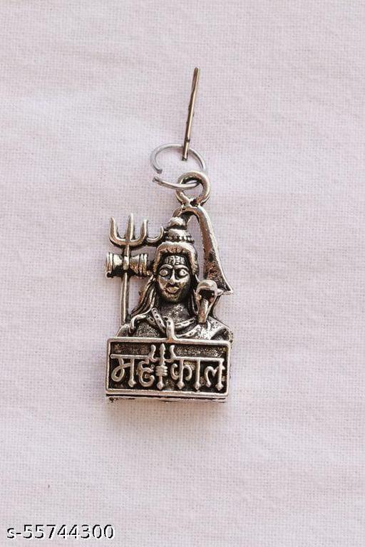 PREESO Mens_Shiva Pendant