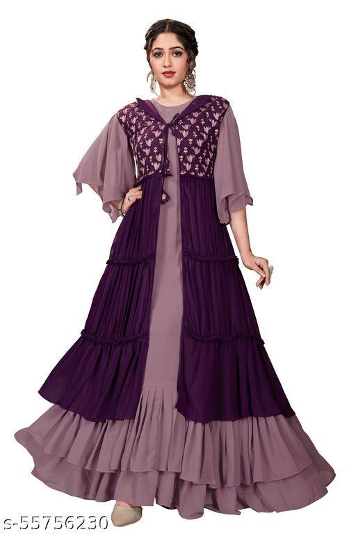 Ekta Enterprise designer ethnic wear gown