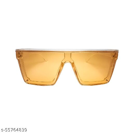 Badshah Style Yellow Transparent