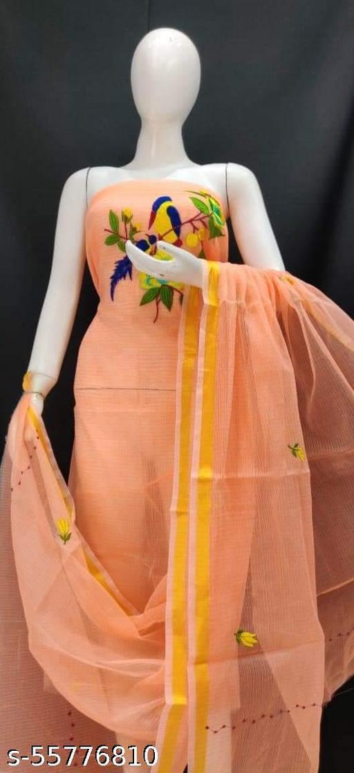 Azeeme Kota doria dress material