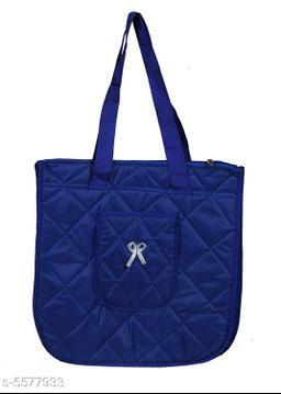 Essential Nylon Groceries Storage Bag