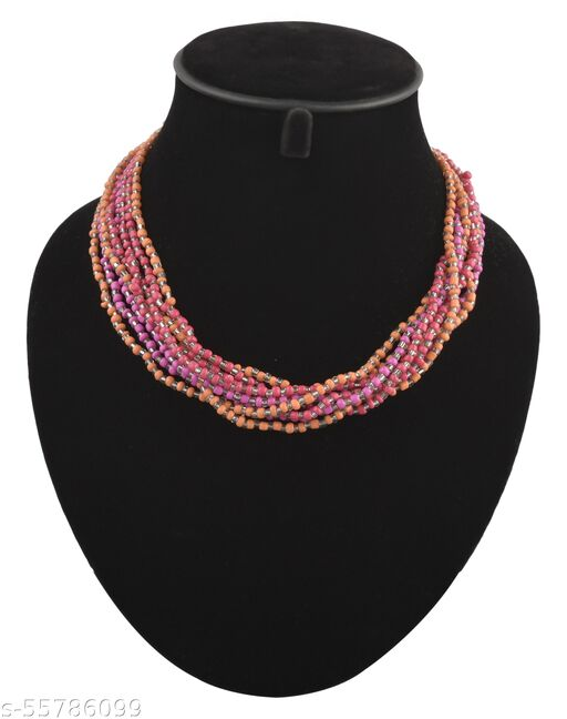 MMG Overseas / Multi Beaded Necklace