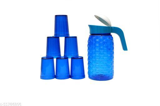 MUG WITH WATER GLASSES