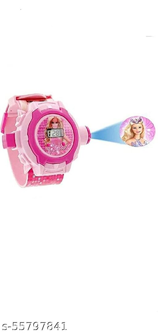 Barbie watches for girls kids