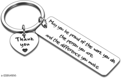 Coworker Employee Appreciation Gift Keychain from Colleague Friend Boss Goodbye Farewell Motivation Present Boss Day Christmas May You Be Proud of the Work You Do Keyring Thank You Retirement Jewelry