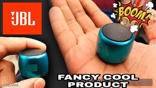 MINI PORTABLE FANCY COOL PRODUCT EXTRA SOUND AND BASS