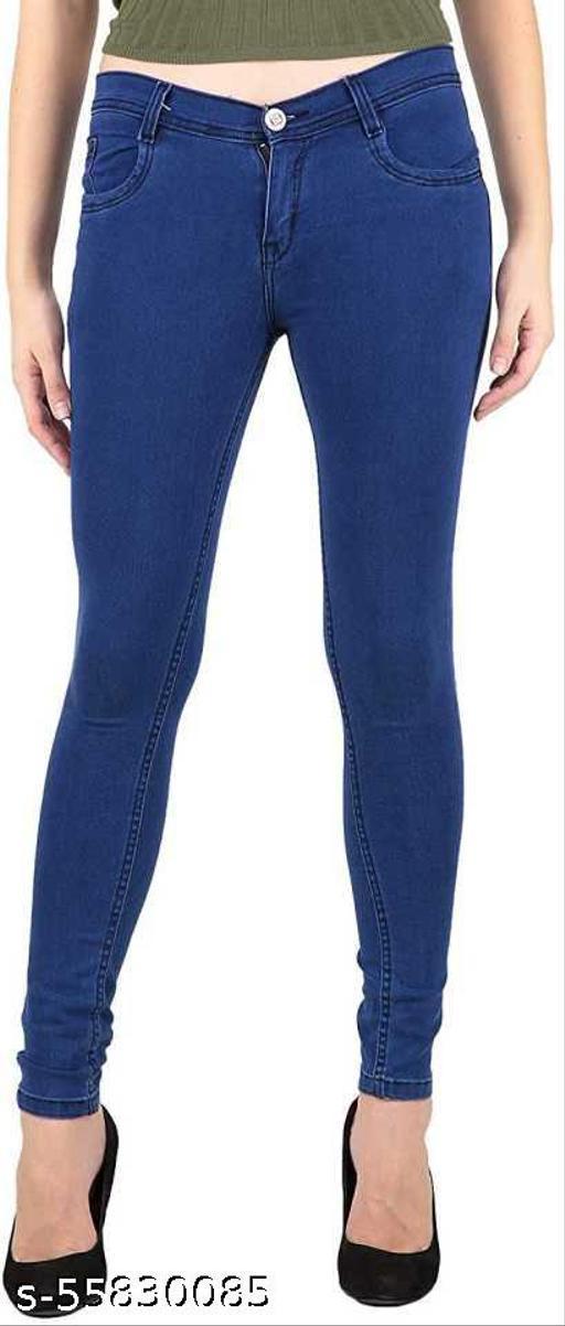 Trendy Women Skinny fit jeans