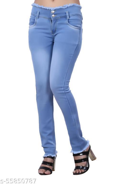 Trendy Women Jeans