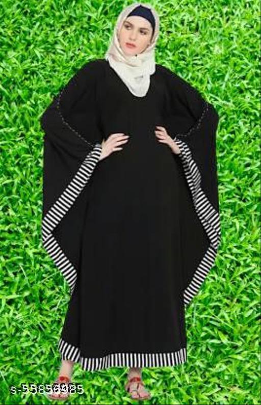 RC Women Ethinic Wear Abaya ( Pack of 1 )-04