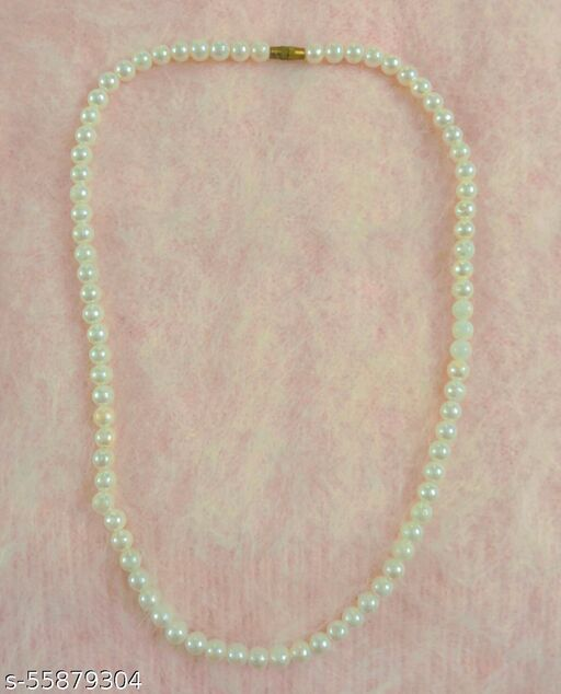 CLASSY PERAL NECKLACE FOR WOMAN AND GIRLS