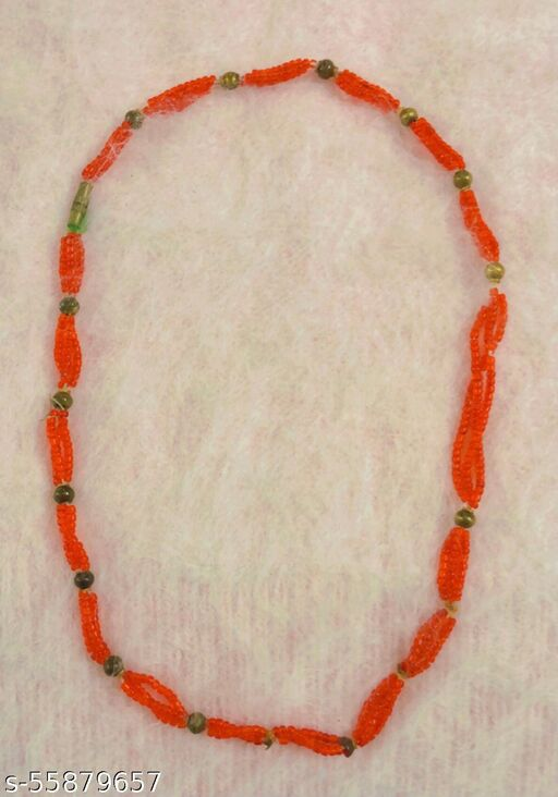 RED BEADS CHAIN FOR WOMAN AND GIRLS
