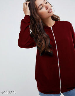 Designer Trendy Women's Sweatshirts