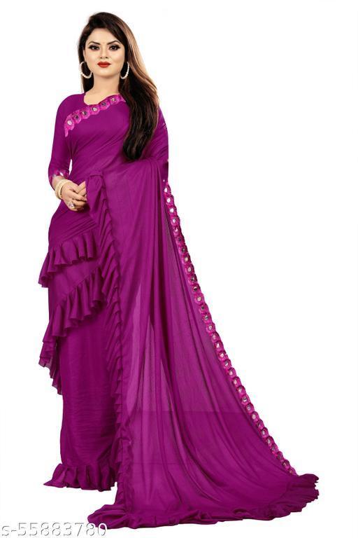 Fancy Freel Saree