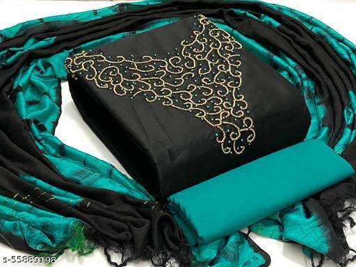 SAMJUBAA BLACK SKY DRESS