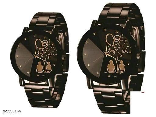 Stylish Couple's Watch