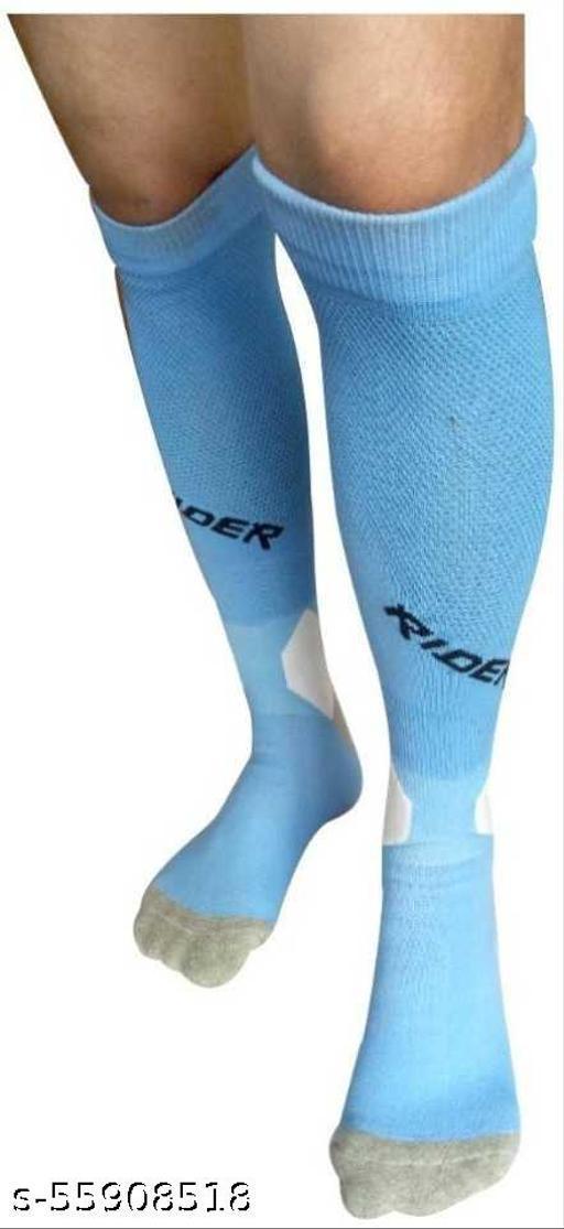 JUST RIDER Encounter Soccer Socks Air Mesh