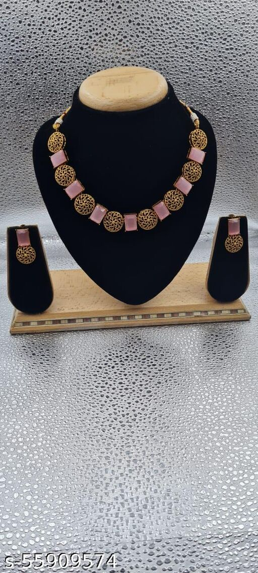 Prince Woman Necklacess With Earing