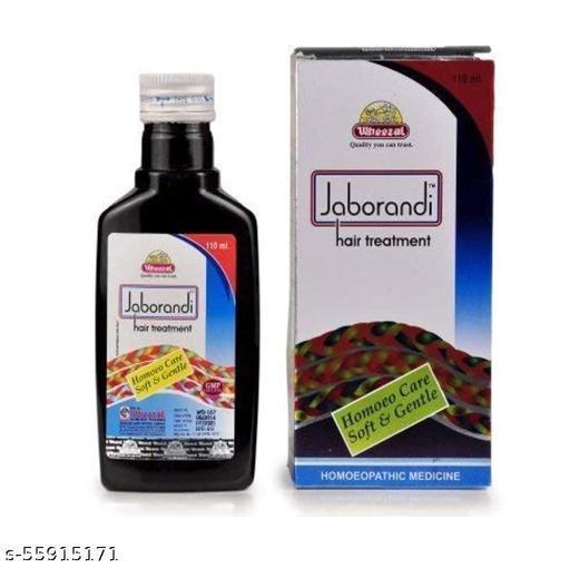 Wheezal Jaborandi Hair Treatment Oil (Pack of 2) 110ml