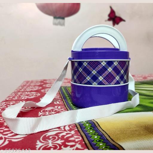 Insulated tiffin box