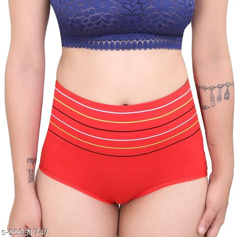Women hipster lines panty