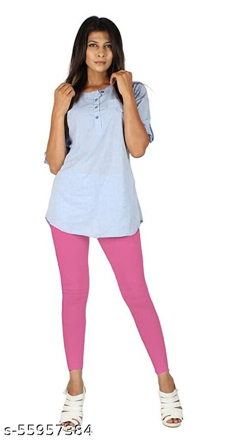 IMPORTED HIGH QUALITY ANKLE LENGTH LEGGINGS