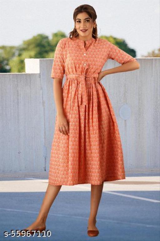Fancy Fashionista Women Dress