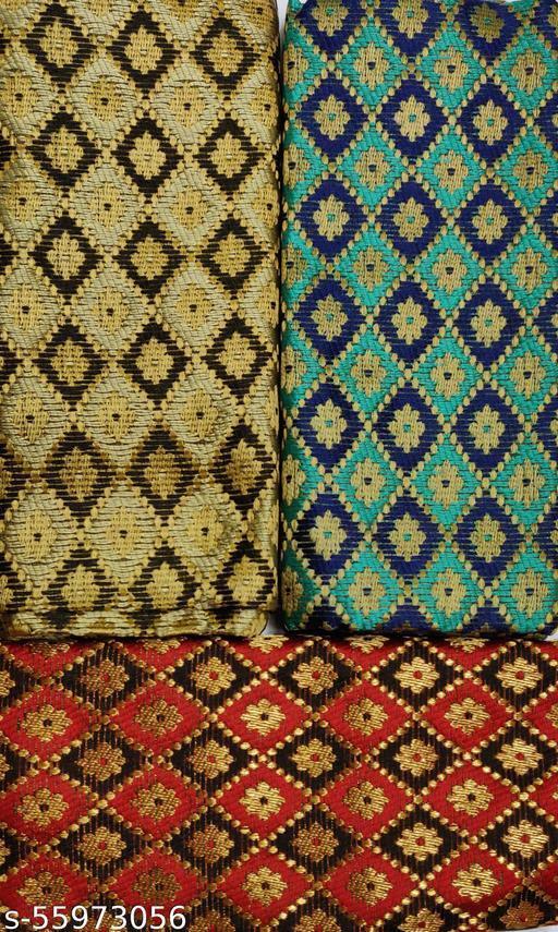 Banarasi blouse piece