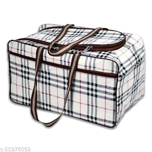 CS Collection Duffel Bag Travel Bag Luggage Bag Shoulder Handbag Storage for Luggage Travel Luggage Carry Bag Clothes Storage Weekender Bag (Regular)