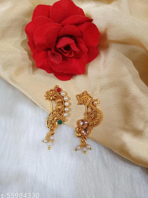 maharastian style nath  Nosepins