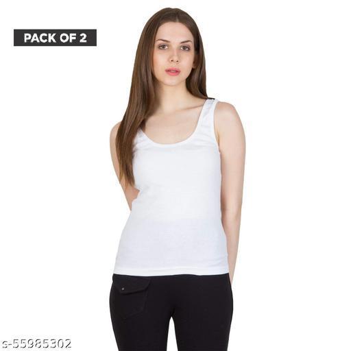 Tank Top Vest Camisole Sando for Women