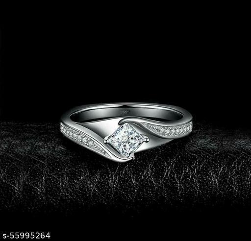 Viper silver ring