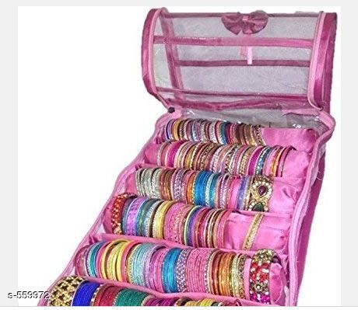 6 Roll Satin Bangle Case