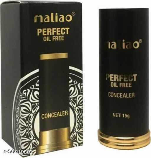maliao Perfect Oil Free Concealer Soft Ivory Concealer  (Soft Ivory, 15 g)