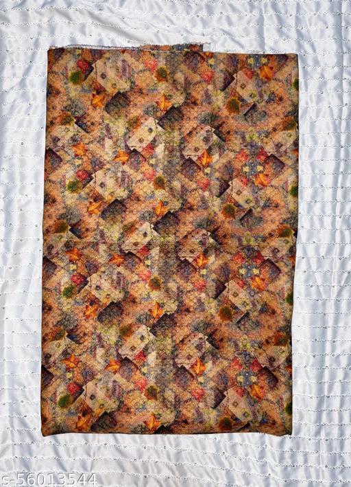 Unique Trendz 1Mtr Art Silk Gorgeous Blouse Fabrics