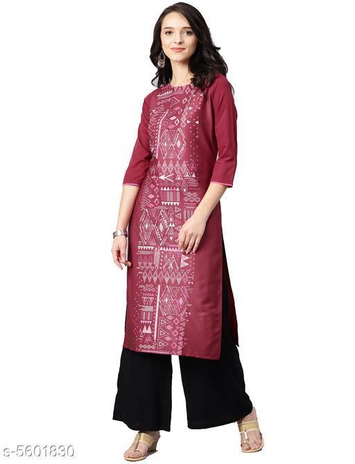 Ahika Trendy Stylish  Women's Kurti