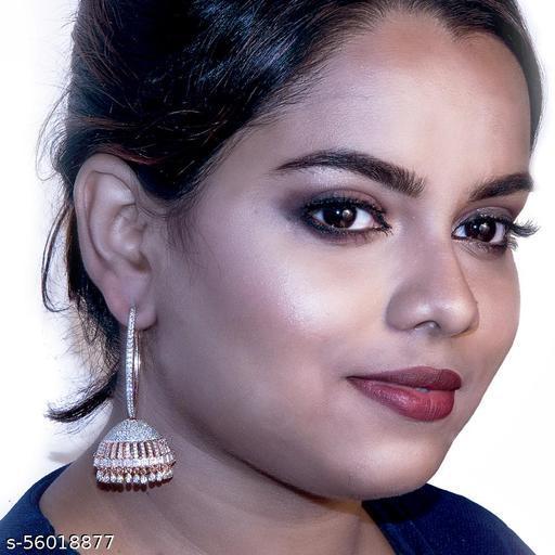 Balaji Jhumka Earring ER100010-RG