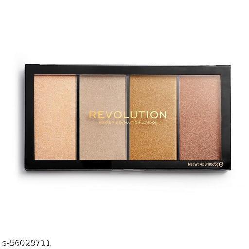 MAKEUP REVOLUTION Revolution Reloaded Lustre Lights Heatwave, Multicolor Color, 20 g