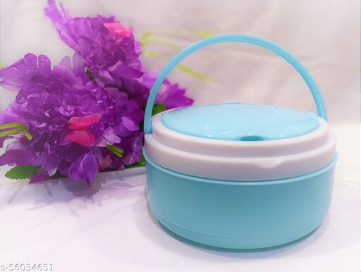 PRINCEWARE Insulated 1 Containers Lunch Box  (520 ml)
