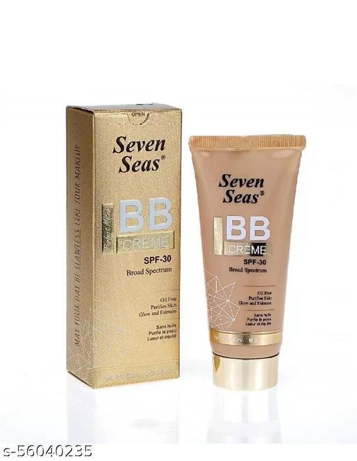 Seven Seas BB CREME Broad Spectrum Foundation  (60ml)