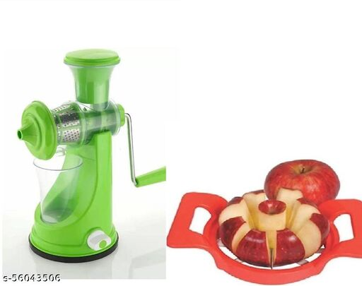 Juicer and cutter