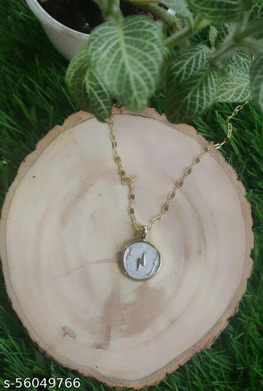 elegant lightning necklace for women and girls