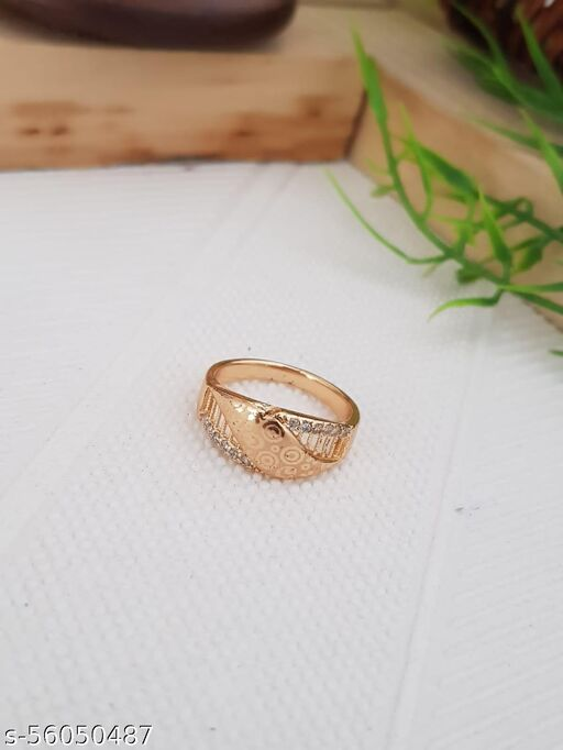 Stylish Look  Figure Ring For Women