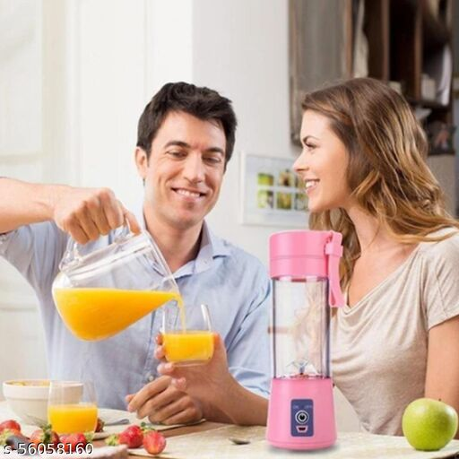 Portable Rechargeable Juicer