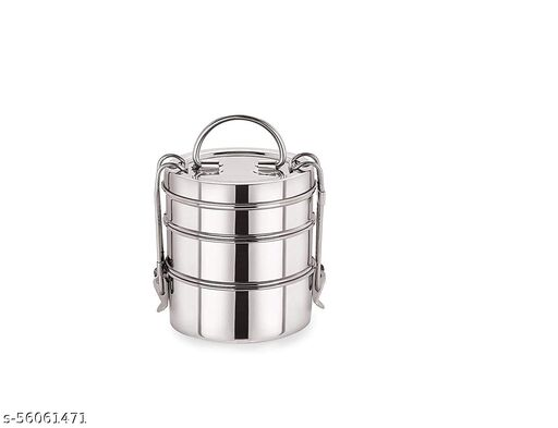 ZALAK STAINLESS STEEL LUNCH BOX