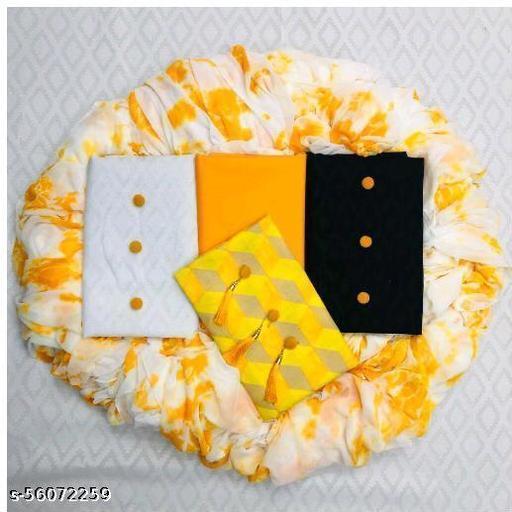 Cotton Printed Salwar Suit Material