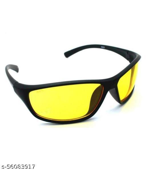 yellow night vision goggles